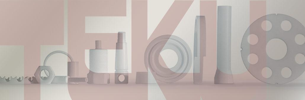 TEKU GmbH, Velbert - Der Spezialist für PTFE Halbzeuge und Fertigteile